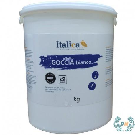 ITALICA GOCCIA BIANCO