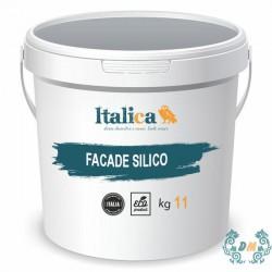 ITALICA FACADE SILICO, 11 kg