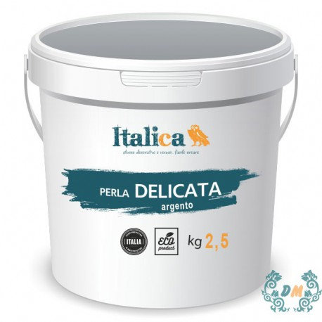 ITALICA PERLA DELICATA argento, 2.5 kg