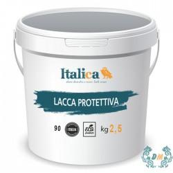 ITALICA LACCA PROTETTIVA 90, 2.5 kg