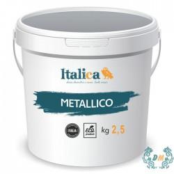 ITALICA METALLICO argento 2,5 kg