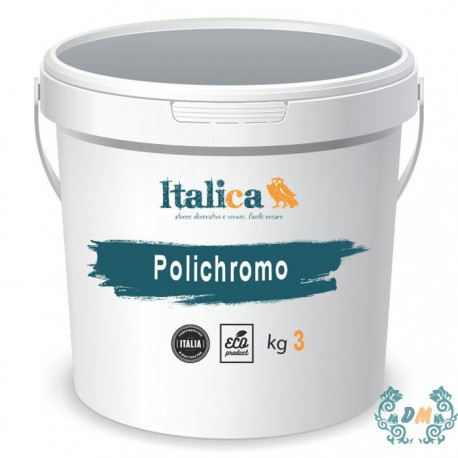ITALICA SETA POLICHROMO 3 kg