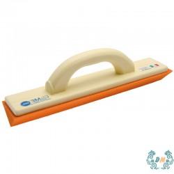 Терка-губка угловая FRATTAZZO FINN PER ANGOLI-32 Оранжевая резина