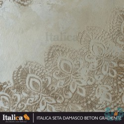 ITALICA SETA DAMASCO золотая 3кг