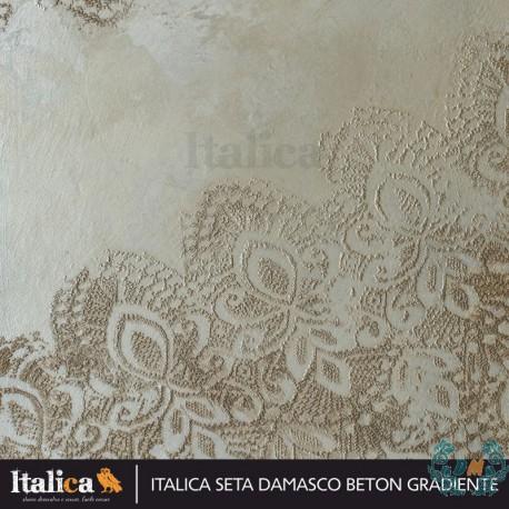 ITALICA SETA DAMASCO золотая 3кг
