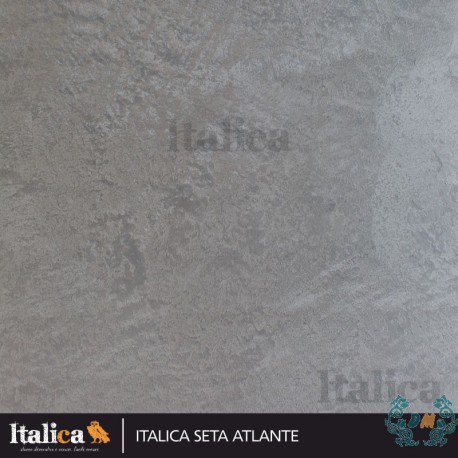 ITALICA SETA ATLANTE серебряная